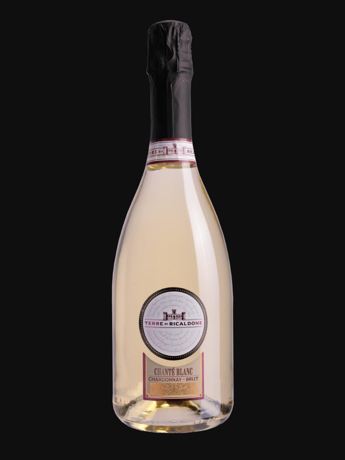 Terre di RicaldoneChante Blanc Chardonnay Brut